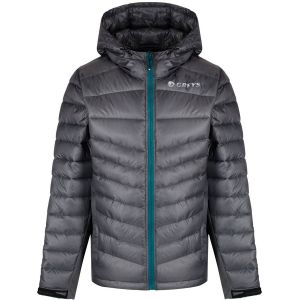 Greys Micro Quilted jacket m-xl steel