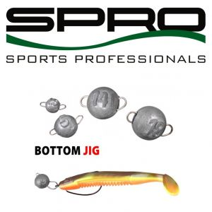 SPRO  Bottom jigging sinker 5-18g