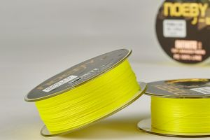 Noeby Infinite II braided line 0,12-0,32mm FL-yellow